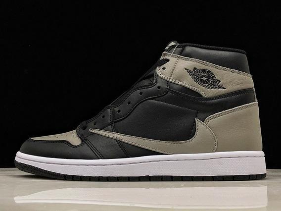 Zapatillas Nike Air Jordan 1 Retro High Og 40-45 Gris