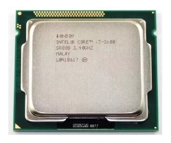 Processador Intel Core I7 2600 1155 3.4 - 3.8gh Frete Gratis
