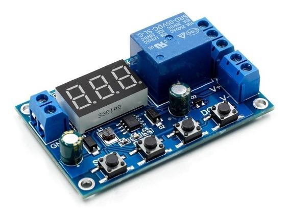Controlador De Carga De Descarga De Bateria