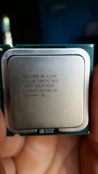 Processador Core 2duo + 2gb Memoria Ram Ddr2