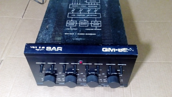Mixer Quasar 884 -antigo