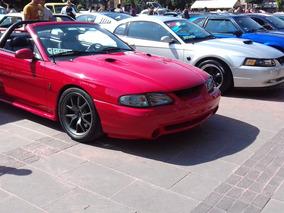 Mustang Cobra Svt Convertible