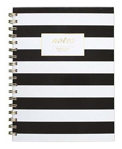 Cuaderno Comercial Cambridge, Tapa Dura, 80 Hojas, 9-1 / 2 X