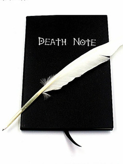Libreta Death Note Original