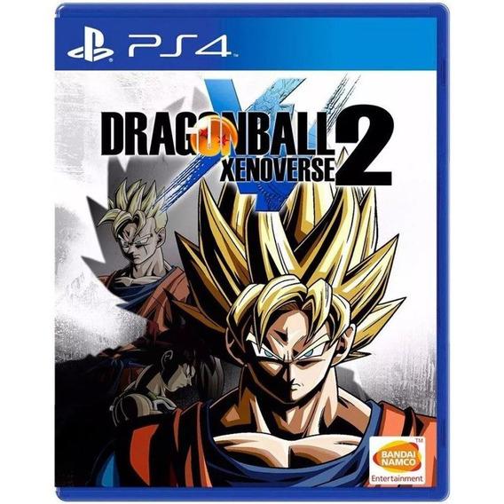 Jogo Dragon Ball - Xenoverse 2 (novo) Ps4