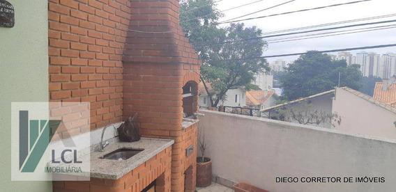 Sobrado Com 3 Dormitórios À Venda, 126 M² Por R$ 640.000,00 - Parque Assunção - Taboão Da Serra/sp - So0015