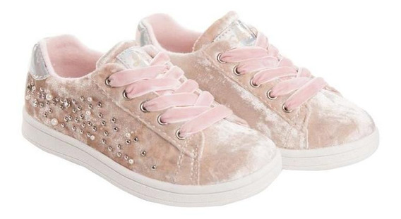 Zapatilla Madison Rosado Niña Stepps