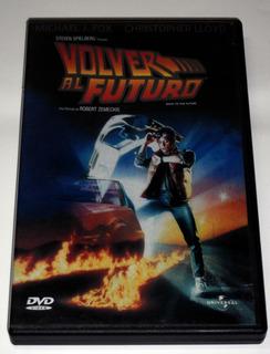 Dvd Volver Al Futuro Seminueva En Muy Buen Estado