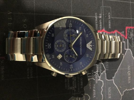 Relógio Empório Armani Ar5860 - Promoção Seminovo