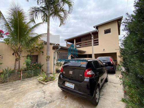 Imagem 1 de 24 de Casa Com 4 Dorms, Jardim Santa Clara (nova Veneza), Sumaré - R$ 549 Mil, Cod: Ca1221 - Vca1221