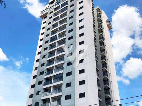 Apartamento Com 2 Dormitórios À Venda - Vila Hortência - Sorocaba/sp - Ap2292
