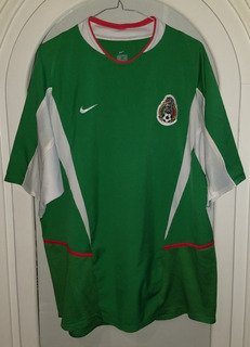 Jersey Seleccion Mexicana Año 2003 Nike Talla Xl