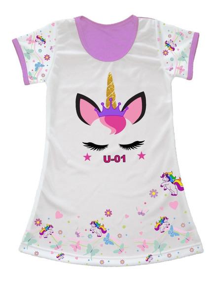 Batas Pijamas Niñas Unicornio Vampirina Peppa Minnie Lol