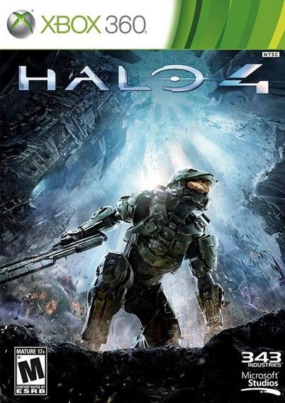 Jogo Halo 4 Xbox 360 Ntsc Midia Fisica Original