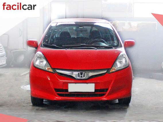 Honda Fit Lx Autom 2013 Nafta U/dueño Excelente Estado!!