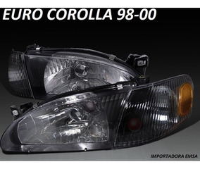 Focos Euros Toyota Corolla 98 - 00 ,jdm , Oferta