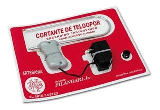 Segelin Cortante Calador Troquelador De Telgopor Electrico