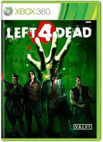 Left 4 Dead Xbox 360 Mídia Física Original Frete R$12