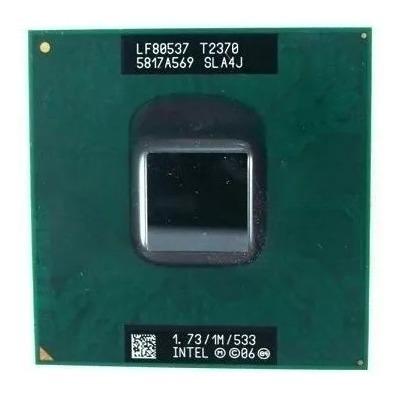 Processador Intel Core Duo T2370 1.73ghz/1m/533mhz Notebook