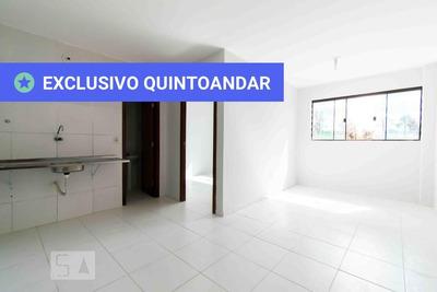 Apartamento No 1º Andar Com 1 Dormitório - Id: 892936432 - 236432