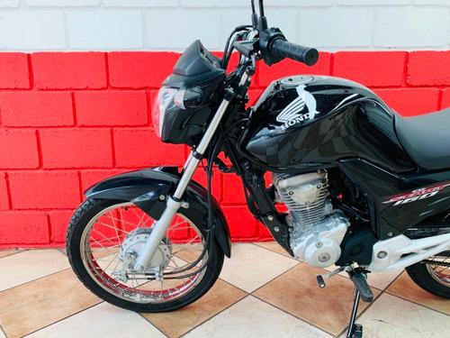 Imagem 1 de 5 de Honda Cg 160 Start - 2020 - Financiamos - Km 8.000