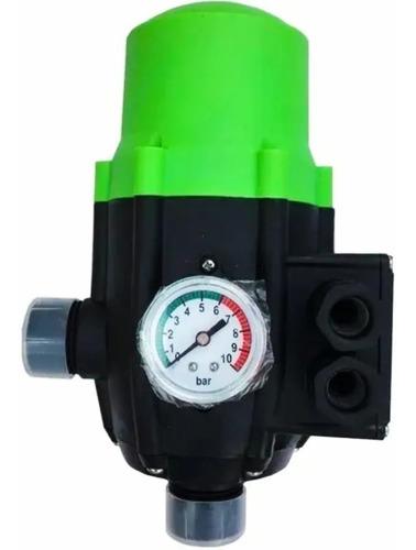 Press Control Dual  Sensor De Flujo 110-220 Voltios Dps-3.