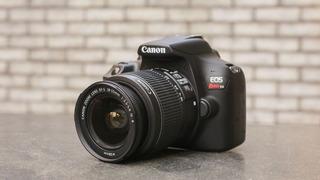 Canon T6 Faja Cargador Memoria Lente 1855