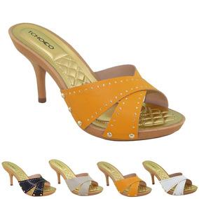 e4ab556a37 Salto 18 Cm - Sapatos para Feminino no Mercado Livre Brasil