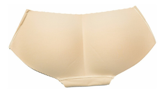 Panty Levanta Glúteos Calzón C/relleno Aumenta Pompas Pompis
