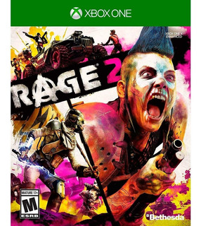 Rage 2 Xbox One Fisico Sellado