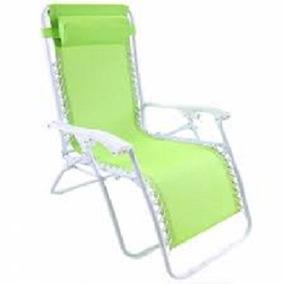 Cadeira Reclinável Espanha Gravidade Zero + Posições Camping