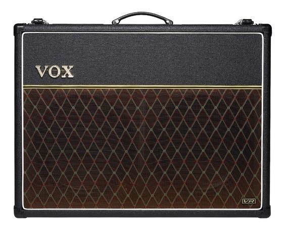 Cubo Amplificador Guitarra Valvulado Vox Ac30 Vr 30w
