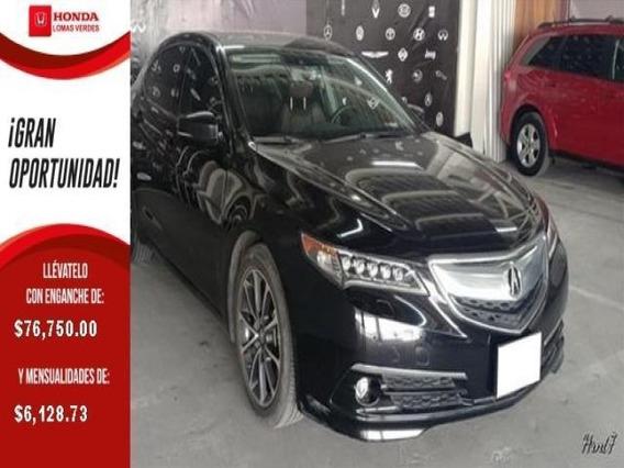 Acura Tlx Sedan 4p Advance V6/3.5 Aut