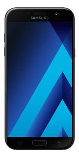Samsung A7 2017 Bueno Negro Liberado