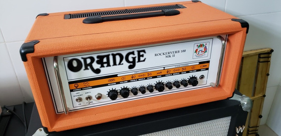Orange Rockerverb 100w Mkii