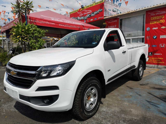 Chevrolet S10 Cabina Regular Mt 2017