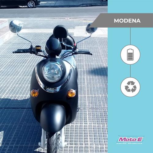 Moto Electrica Modena City Scooter/futur-e/bat.litio Moto E