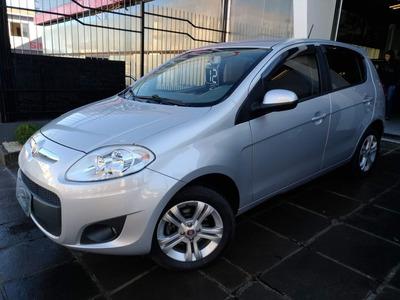 Fiat Palio Essence 1.6 16v 2013 Prata Flex