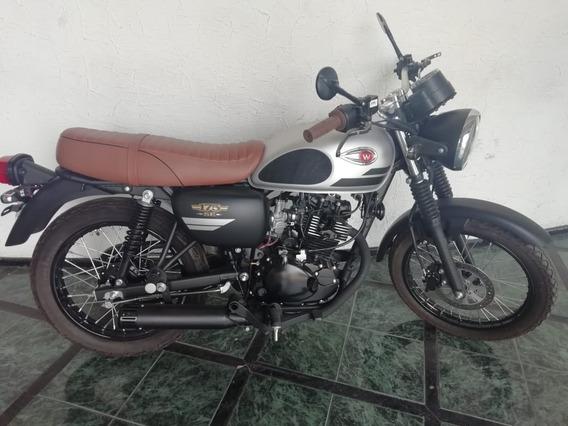 Kawasaki W175 + Entrega A Domicilio