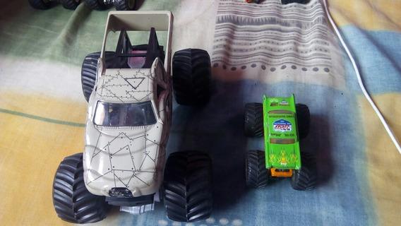 Carros Hotwheels Monster Jam
