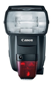 Flash Canon Speedlite 600ex Ii-rt, C/ Nfe