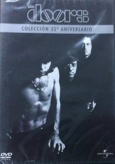 The Doors: Colección 35º Aniversario - Dvd (nuevo)