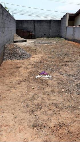 Terreno À Venda, 140 M² Por R$ 170.000,00 - Condomínio Vila Patrícia - São José Dos Campos/sp - Te0972