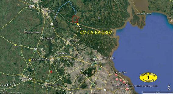 2307hp- 1250 Hs. Campana-isla Endicada-instalaciones