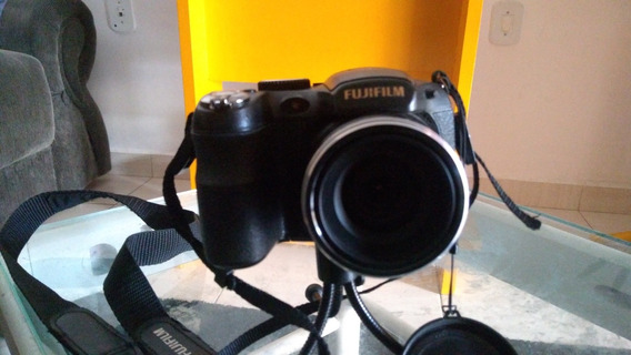Câmera E Filmadora Semi Profissional Fujifilme Finepix