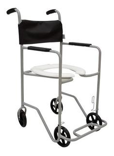 Cadeira De Banho Pop Com Rodas