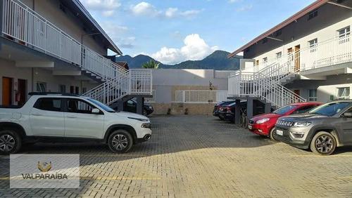 Imagem 1 de 30 de Apartamento À Venda, 75 M² Por R$ 349.500,00 - Maranduba - Ubatuba/sp - Ap0708