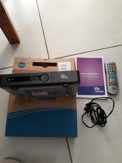 Receptor De Tv Modelo N5166 Completo Novo