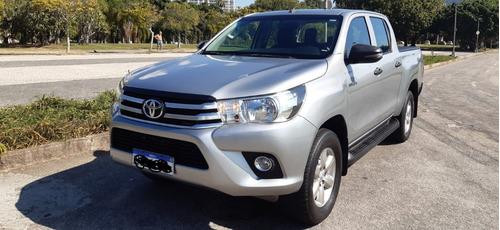 Toyota Hilux Std 4x4 Turbo Diesel 2019 2020