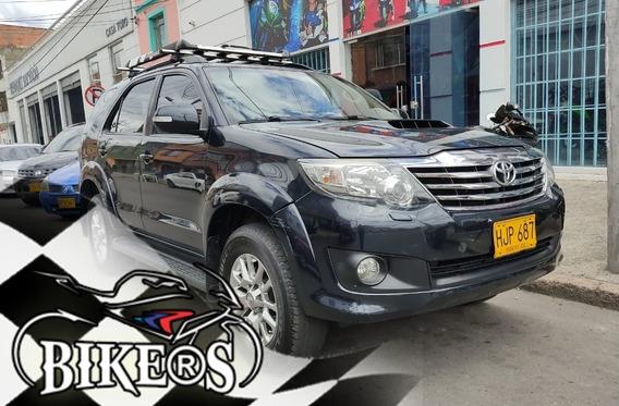 Toyota Fortuner 3.0 2014 Recibo Vehiculo